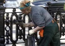 Сезон покраски в Москве: куда пожаловаться на испорченную одежду