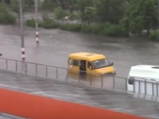 Ульяновские власти продолжают подсчитывать ущерб, нанесенный непогодой