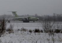 Новый Ил проверен в небе Ульяновска