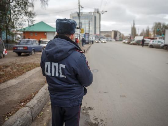 Из-за аварии на Московском шоссе в Ульяновске встало движение