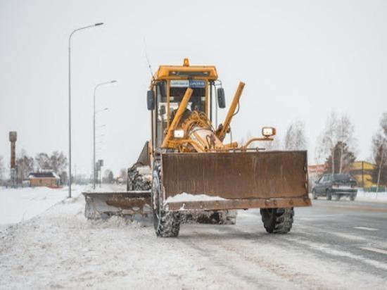 В Ульяновске трактор во время уборки снега раздробил 9-летней девочке ноги